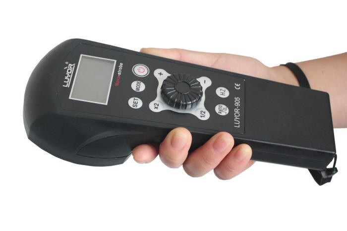 LUYOR-905 hand-held led stroboscope
